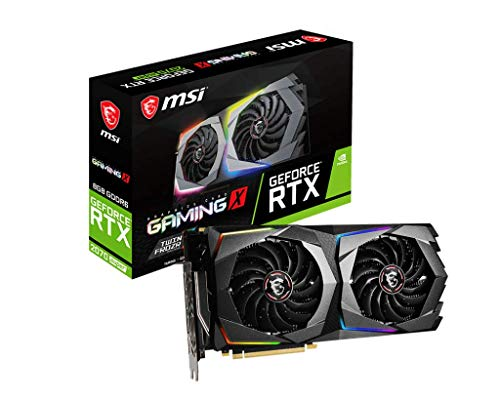 MSI GeForce RTX 2070 SUPER GAMING X