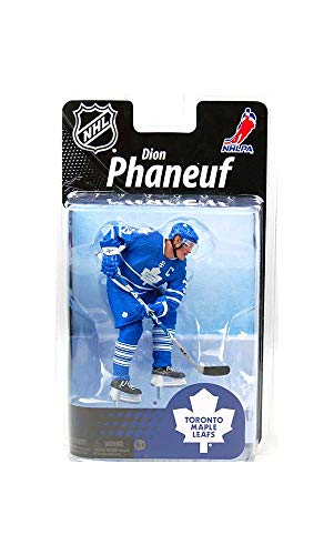 McFarlane NHL Grosnor Exclusive Series DION PHANEUF #3 - Toronto Maple Leafs Sports Picks Figure