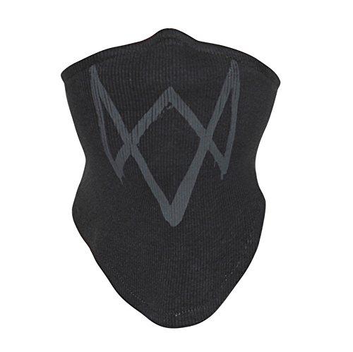 kihigh Watch Dogs 2 Marcus Cosplay Maske Schal Mehrzweck