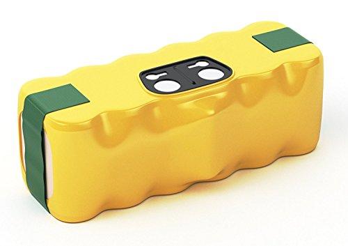 Powayup 14.4V 4500mAh Ni-MH Batería para iRobot Roomba Aspiradora 500 510 520 530 532 535 540 545 550 552 555 560 562 570 580 581 582 585 595 600 610 620 630 631 650 660 700 760 780 800 870 88