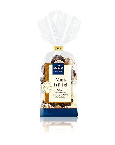 Arko Mini-Trüffel-Sortiment, Ohne Alkohol, 150 G