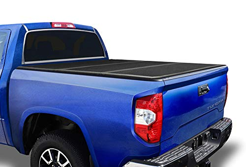 Tyger Auto T5 Alloy Hardtop Truck Bed Tonneau Cover for 2007-2013 Toyota Tundra Fleetside 5.5' Bed TG-BC5T1032