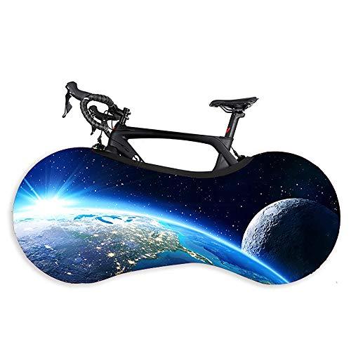 LULIJP Accesorios para Bicicletas 26' 27' 28' Bicicletas Polvo Cubierta elástica de protección a Prueba de Cratch Protector for MTB Bicicleta de Carretera Cubierta de Almacenamiento