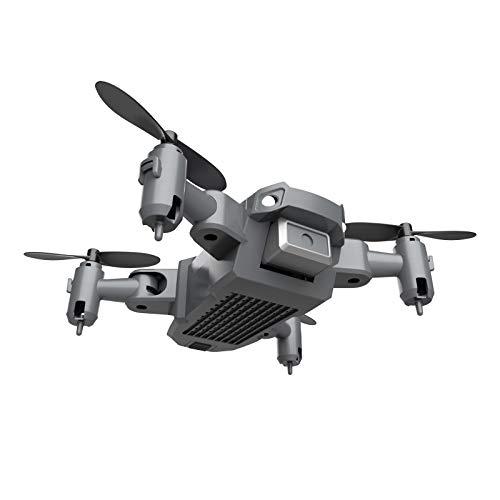Eariy Mini-Drohne mit 4K-Kamera, HD faltbarer Quadcopter, One-Key Return Wifi FPV RC Helikopter Quadrocopter Headless-Modus Höhenhaltung Erwachsene Kinder Spielzeug