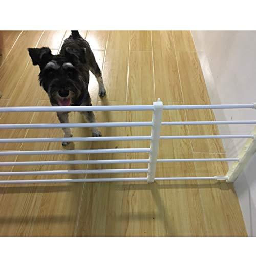 Retráctil Puerta for Mascotas, Perro Puerta Corredera Puerta Valla Perro de Interior...