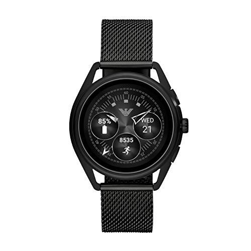 Catálogo de Reloj Armani Exchange Azul los 5 mejores. 9
