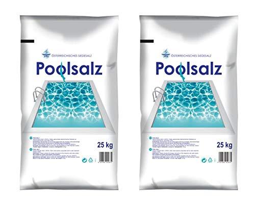 Salinen Poolsalz 50 kg - bietet höchste Reinheit und ist bestens für alle Pools mit Salzelektrolyseanlagen geeignet.