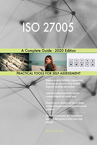 ISO 27005 A Complete Guide - 2020 Edition (English Edition)