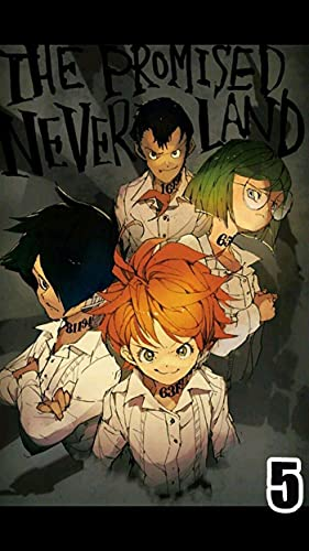 Full Collection Manga Yakusoku No Neverland: Promised To Neverland Manga Book 5 (English Edition)