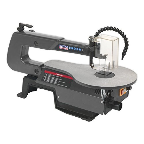 Sealey SM1302 Variable Speed Scroll Saw,