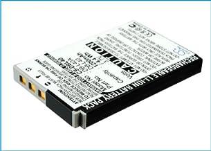 Replacement Battery for Sanyo Xacti DMX-HD800, DMX-HD2, DMX-HD1A, VPC-HD1, VPC-HD1E, Xatic VPC-HD1A, HD1, VPC-HD700, VPC-H...