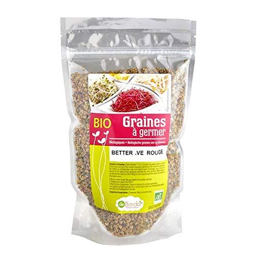 Semillas para germinar - Remolacha roja Bio 100 g