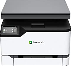 Multifunction color compact device that fits almost anywhere and can print, copy, and scan with a tray capacity up to 250 pages, plus single-sheet feederwith a color touch screen Wireless. Setup is fast and easy. Standard Wi-Fi makes it easy to prin...