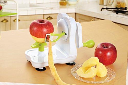 高儀TAKAGIりんごの皮むき器アップルピーラー