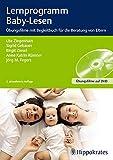 Lernprogramm Baby-Lesen: Übungsfilme mit Begleitbuch für die Beratung von Eltern
