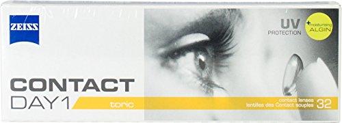 Contact Day 1 toric Tageslinsen weich, 32 Stück, Torisch Toric