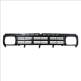 Partslink Number NI1271102 OE Replacement Nissan//Datsun Pickup Passenger Side Cowl Top Grille