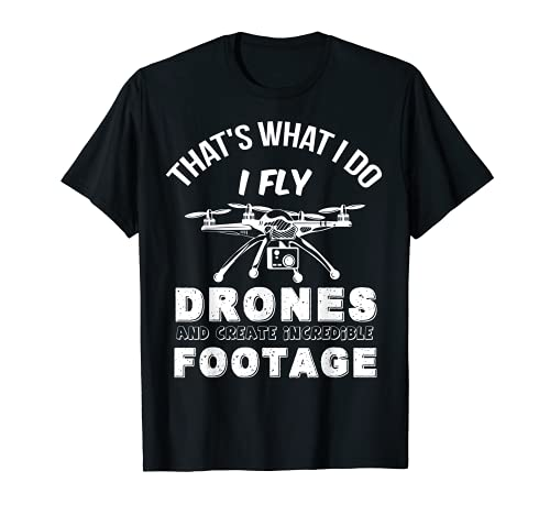 Imágenes de drones FPV Drone Pilot Camiseta