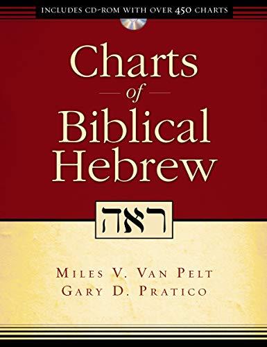 Charts of Biblical Hebrew (ZondervanCharts) (English Edition)