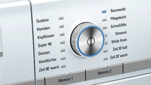 Siemens WT47Y701 Libera installazione Carica