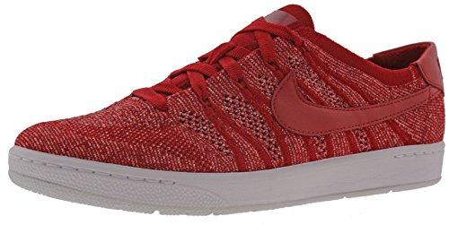 Nike Tennis Classic Ultra Flyknit, Scarpe da Fitness Uomo, Rosso (Gym Red), Rosso (Gym Red), Rosso (Team Red), Bianco (Sail), 40 EU