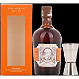Diplomatico Diplomático Mantuano Ron Extra Añejo 40% Vol. 0,7l in Giftbox with Jigger - 700 ml