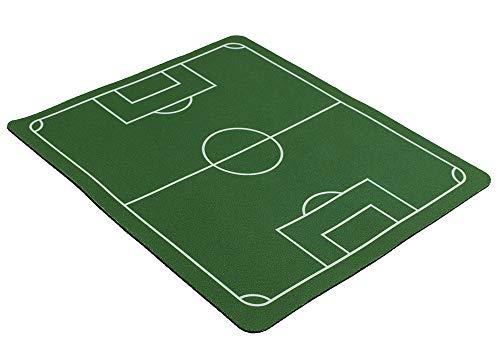 Mousepad, campo da calcio, ca. 23 x 20 cm