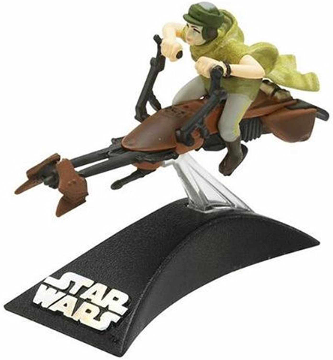 Titanium Series Star Wars 3 Inch Vehicle Leia's Speeder Bike