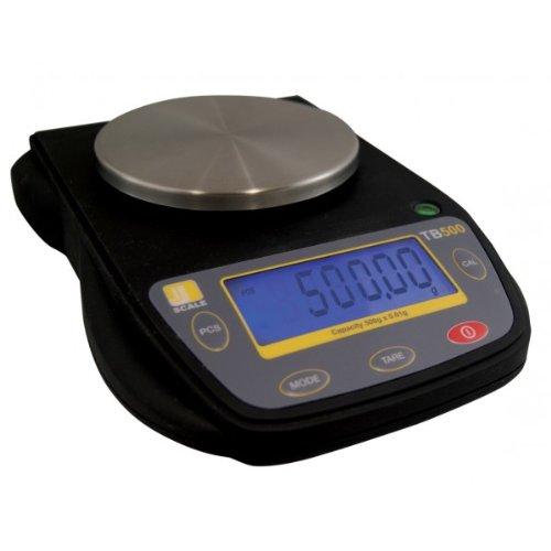 Balanza de laboratorio Escuela de alta precisión 500 g x 0,01 g