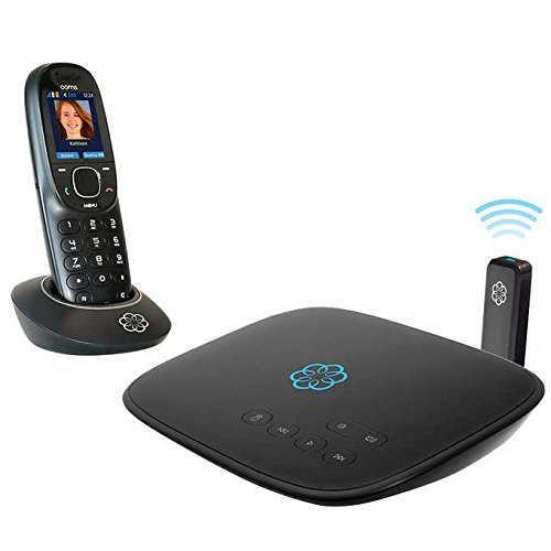 Ooma Telo Air VoIP Phone System with Handset