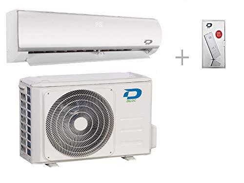 Diloc - Frozen - Climatiseur Wi-Fi, Inverter, gaz...