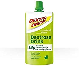 24x Dextro Energy Apple Flavour Dextrose Drink 18g 50ml Pack of 24 Estimated Price : £ 34,95