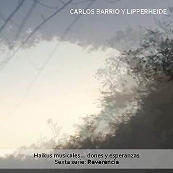Haikus Musicales... Dones y Esperanzas. Sexta Serie: Reverencia