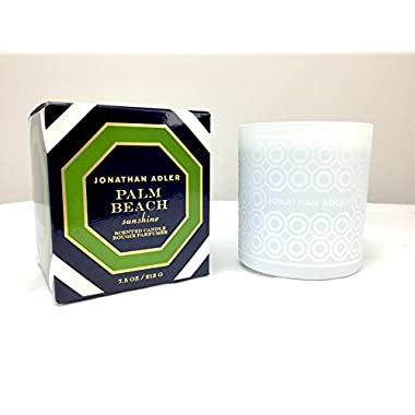 Jonathan Adler Palm Beach Candle-Sunshine
