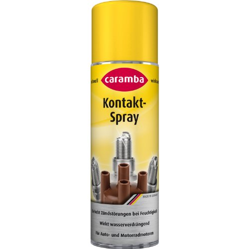 Caramba 600902 Kontakt Spray, 250 ml
