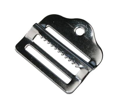 Gurtschnalle Edelstahl Ø für ein Gurtband von 25 mm ARBO-INOX
