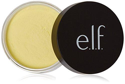 e.l.f. High Definition Loose Face Powder, Corrective Yellow, 0.28 Ounce