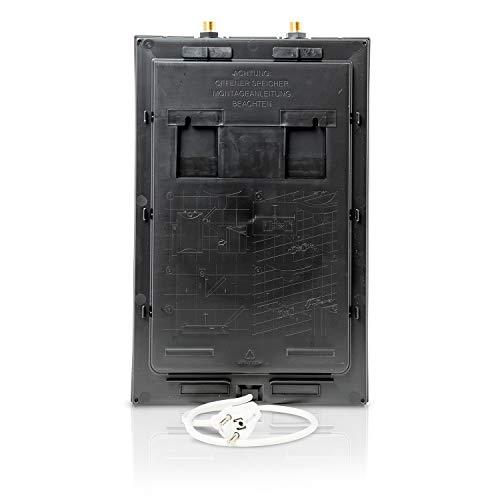 Bosch Elektrischer Kleinspeicher 5 Liter – Steckerfertiger mit Tropfstopp, Druckstopp und Kindersicherung - 5