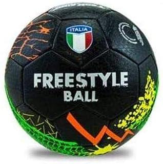 teokaido Voetbal van leer, Freestyle Italië, reliëf, maat 5, 51921