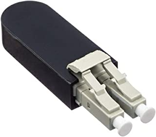 Fiber Optic Circulator,Lc/Upc Multimode Fiber Optic Circulator Sc Loopback Module Optical Fiber Connector Low Insertion Lo...
