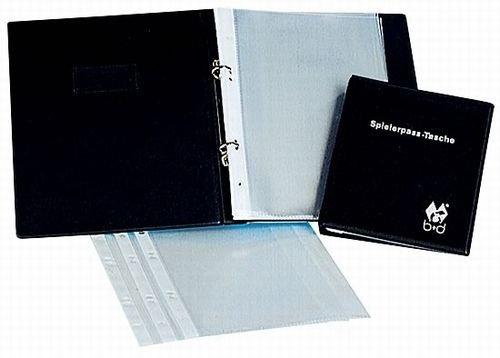 B-D Spielerpasstasche A6 - Libro de puntuaciones de fútbol para entrenadores y árbitros