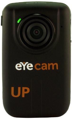 eYecam UP Action Camera, Full HD, Nero