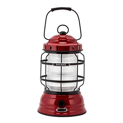 [ベアボーンズ リビング] Barebones Living フォレストランタン LED アウトドア キャンプ ライト 照明 LIV-...