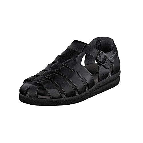 Mephisto P1423482 Herren Sandalen Black, EU 48
