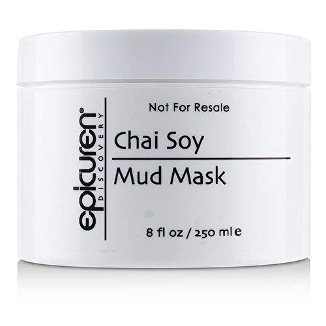レトルト管理する科学的Epicuren Chai Soy Mud Mask - For Oily Skin Types (Salon Size) 250ml/8oz並行輸入品
