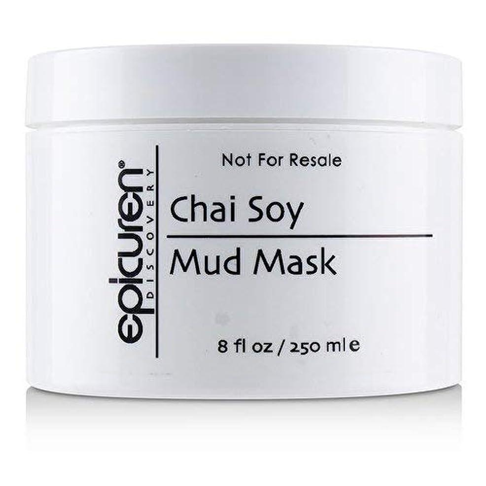 コットンカリング対抗Epicuren Chai Soy Mud Mask - For Oily Skin Types (Salon Size) 250ml/8oz並行輸入品