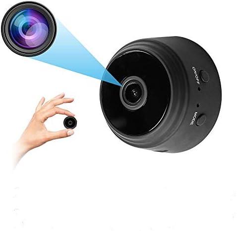 Mini WiFi Spy Hidden Camera Portable Wireless HD 1080P Small Nanny Cop IP Cam Home Security product image