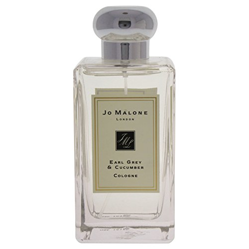 Jo Malone Earl Grey & Cucumber Cologne Spray for Women, 3.4 Ounce