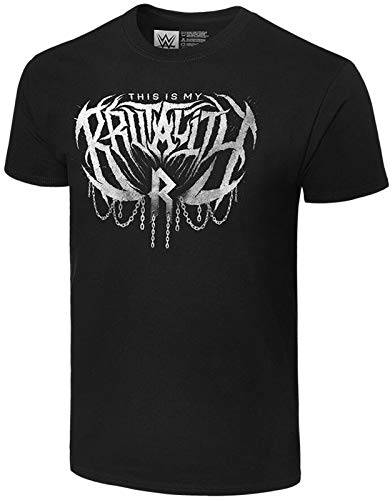 Rhea Ripley WWE This Is My Brutality Logo Official Authentic T-Shirt