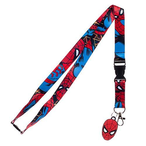 Marvel Spider-Man Charm Breakaway Taljereep